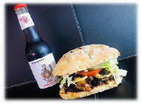 Jan - Portuguese Chicken Burger