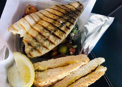 Baramundi Salad Pack