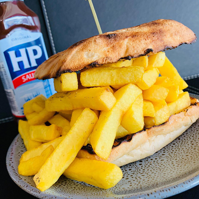 Jun 19 - Loaded Chip Butty