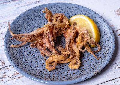 Calamari Legs
